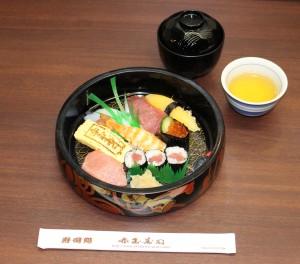 上寿司(1人前)
